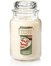 شمعة برطمان كبيرة من يانكي، Christmas CookieTM