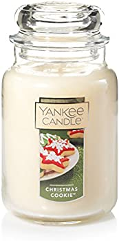 Yankee Candle Christmas Cookie Large Candle Jar