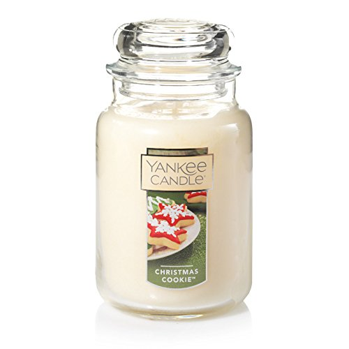 Yankee Candle Large Jar, Christmas Cookie