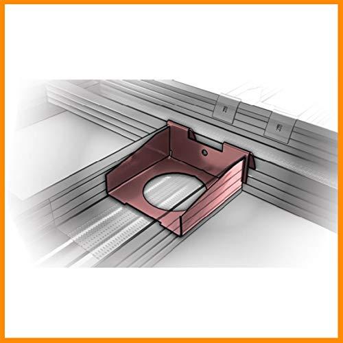 100 Stück Sicherheitsquerverbinder für CD-Profile 60/27 Trockenbau 0,20€/St.