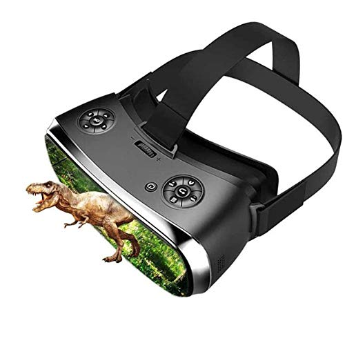 All-In-One-VR-Brille Der Virtuellen Realität, 3D-Brille Virtual PC-Brillen-Headset All-In-One-VR Für PS 4 Xbox 360 / One 2 K HDMI Nibiru Android 5.1-Bildschirm 2560 * 1440
