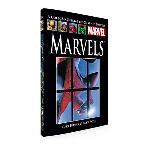 Graphic Novels Marvel Ed. 13 Marvels
