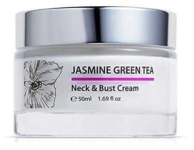 Green Keratin Jasmine Green Tea Neck and Bust Firming Cream 50 ml by Green Keratin Ltd