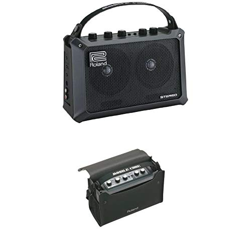 Roland MB-CUBE All-Purpose Portable Amp with carry case