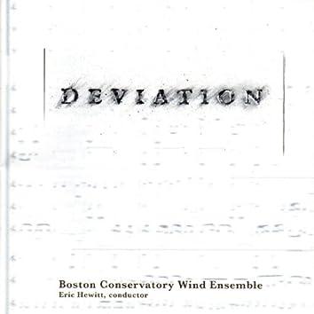 Deviations: Works by Streber, Gilbert, Epstein, Ueno, Pellet, Honett (Live Performances)