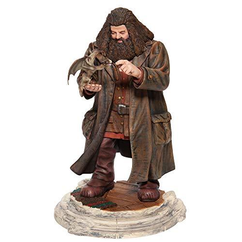 Enesco die Zauberwelt von Harry Potter Hagrid und Norberta der Drache, 30 cm, Mehrfarbig