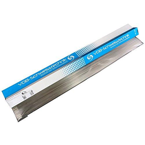 Schweißdraht WIG Aluminium ALMG-5-2,4 x 1000 mm - 3.3556-1,0 Kg