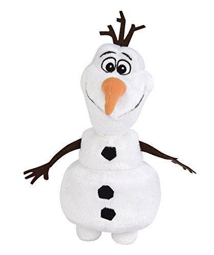 Disney Peluche Super XXXL Gigante 80cm Olaf Pupazzo Neve Frozen Regno di Ghiaccio Originale