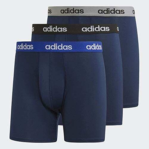 adidas CC Boxershorts Boxer pour Homme, Conavy/Conavy, s