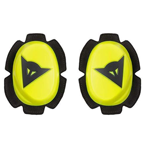 Dainese 1876166 Motorradschutz, gelb/schwarz, fluo gelb/schwarz, Größe N