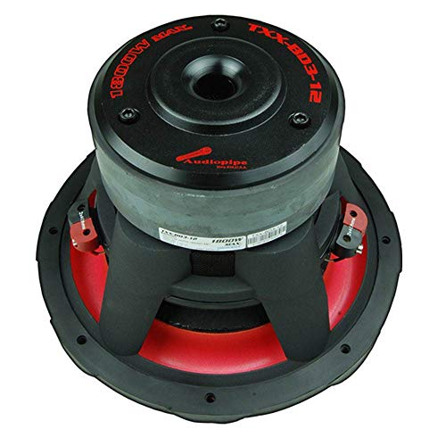 "2 Audiopipe TXX-BD3-12 12/"" 3600W Car Audio Subwoofers Subs Woofers TXXBD312"