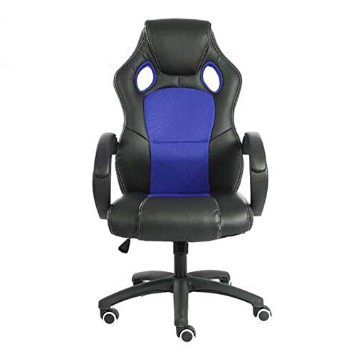 CEyyPD. Kaufen Essentials-Kollektion Racing Stil Gaming Chair (blau)