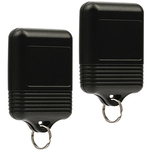 Key Fob Keyless Entry Remote fits Ford, Lincoln, Mercury, Mazda F150 F250 F350 Escape Expedition Explorer Ranger (and More), Set of 2