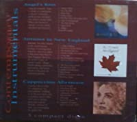 Contemporary Instrumentals: Angel Kiss; Autumn in New England & Cappuccino Afternoon (1996-05-03)