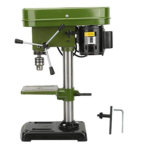 Why Should You Buy Benchtop Drill Presses, 350W 5Rate 50mm 3100rpm Drilling Depth Miniature Precessi...