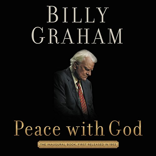 Peace with God audiobook cover art