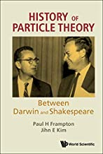 History Of Particle Theory: Between Darwin And Shakespeare