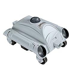 Intex Auto Pool Cleaner - automatische krachtige zwembadvloerreiniger - Alleen voor 38 mm slangenfittingen*