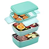 Freshmage Stainless Steel Bento Box for...