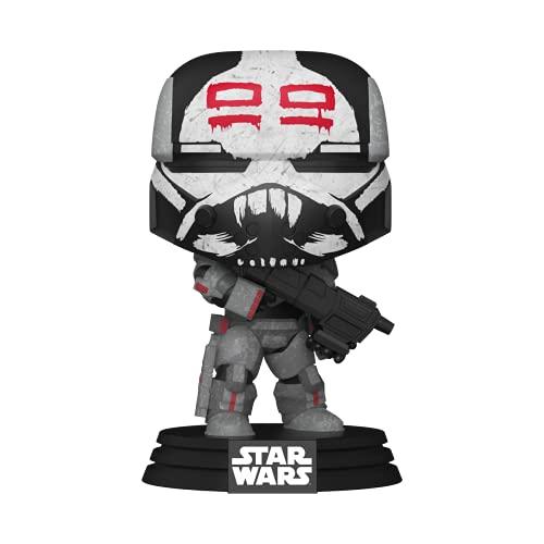 Funko Pop! Star Wars: Bad Batch - Wrecker