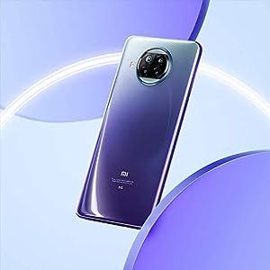 "Xiaomi Mi 10T Lite 5G - Smartphone 6+128GB, 6,67"""" FHD+ DotDisplay, Snapdragon 750G, Cámara cuádruple de 64 MP con IA, 4820 mAh, Azul Atlántico (Versión oficial), con Alexa Hands-Free"