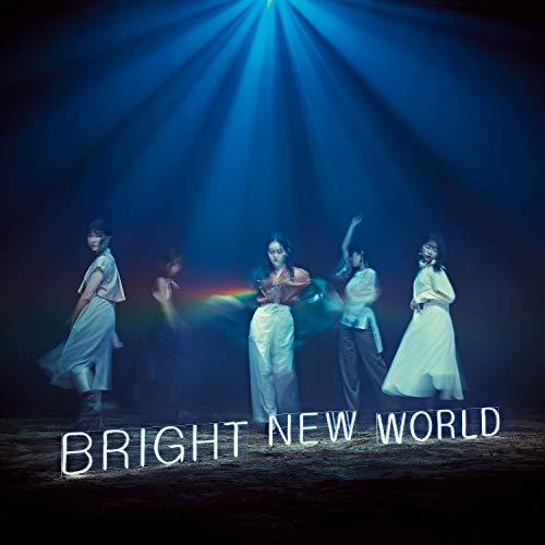 [画像:BRIGHT NEW WORLD(初回生産限定盤B)(DVD付)(特典なし)]