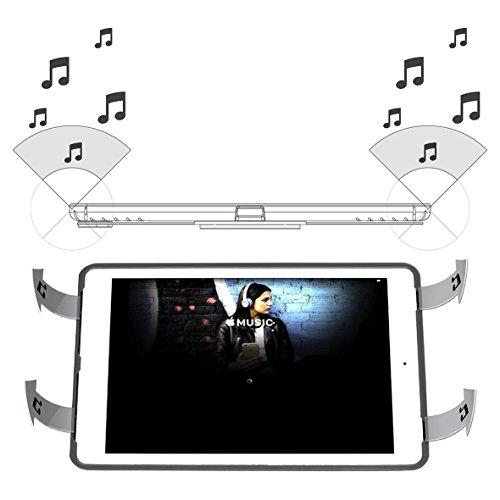 Targus THZ63908GL Drehbare Click-in iPad (2017), 9,7