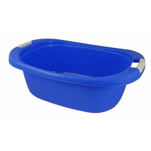 Gies Haushaltsware, Plastik, blau, 49 x 33 x 18 cm