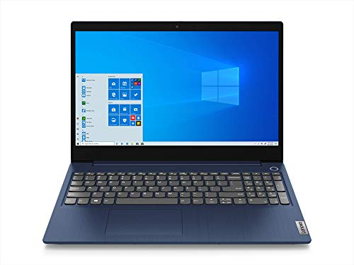 Lenovo IdeaPad 3 Notebook, Display 15.6' Full HD TN, Processore AMD Ryzen 7 3700U, 512 GB SSD, RAM 8 GB, Fingerprint, Windows 10, Abyss Blue