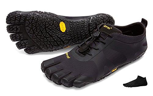 Zapatos con dedos FiveFingers V-Alpha de Vibram para hombre; con calcetines con dedos;...