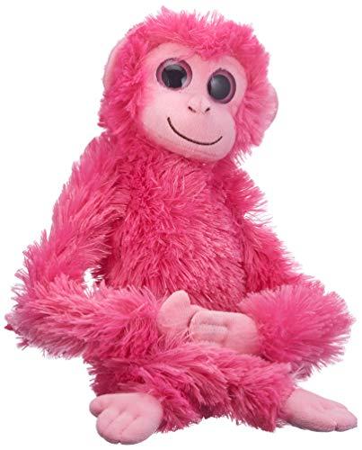 Aurora World Ltd 60198 - Hängender Chimpanse, Plüschtier, 19 Zoll, heiteres rosa