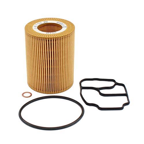 NewYall Engine Oil Filter w/Housing Gasket