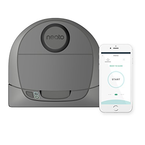Best Bargain Neato Robotics Wi-Fi Enabled Robot Vacuum