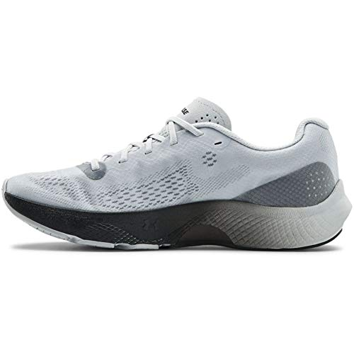 Under Armour Women's Charged Pulse Running Shoe, Halo Gray (104)/Halo Gray, 5.5