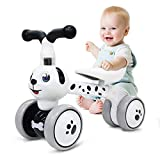 Baby Balance Bikes 10-36 Month Children Walker | Toys for 1 Year Old Boys Girls | No Pedal Infant 4...
