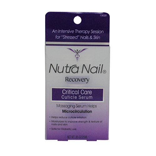 3 Pack- Nutra Nail Recovery Critical Care Cuticle Serum #13020