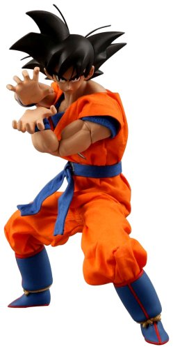 *ABYSSE CORP - DRAGON BALL Z - Real Action Heroes Son Goku *