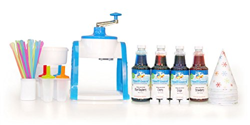 SnoWizard Family Fun Snow Cone Kit