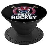 Cita del juego de hockey sobre césped PopSockets Agarre y Soporte para Teléfonos y Tabletas