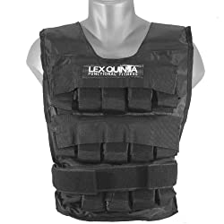 Lex Quinta Weight Vest Heavy Duty 30 Kg