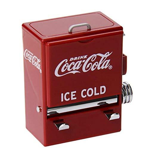 XATAKJJ 1 Unidad de Caja de Palillos de Dientes Retro-Cola con Personalidad, máquina expendedora de Estilo, dispensador de Caja de Palillos de Dientes, Soporte de plástico, Adorno