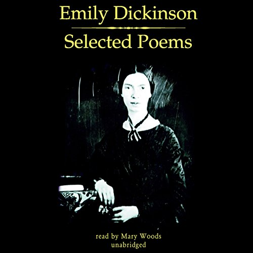 Emily Dickinson audiobook cover art