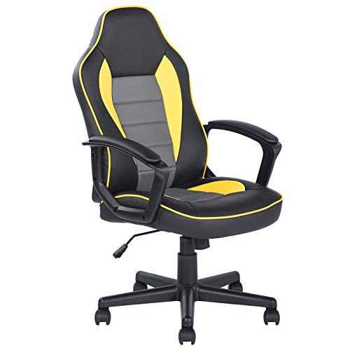 Homylin Computer Gaming Chair Home Office Desk Chair...