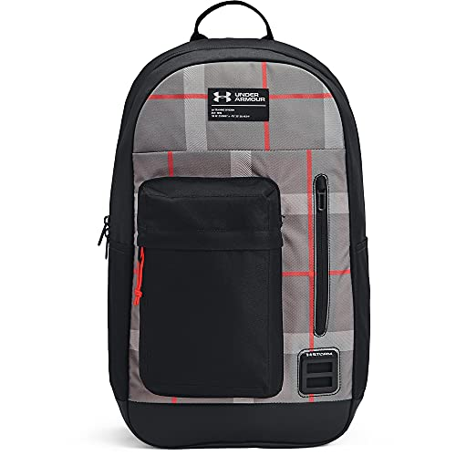 Under Armour Adult Halftime Backpack , Black (005)/Black , One Size Fits All