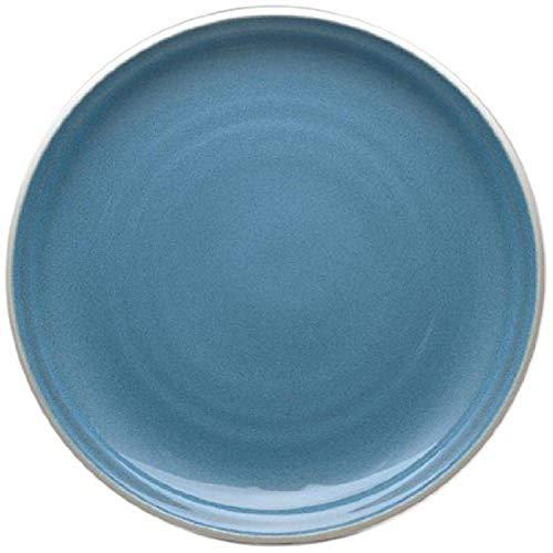 Noritake Colorvara Servierplatte, rund, 30,5 cm, Blau