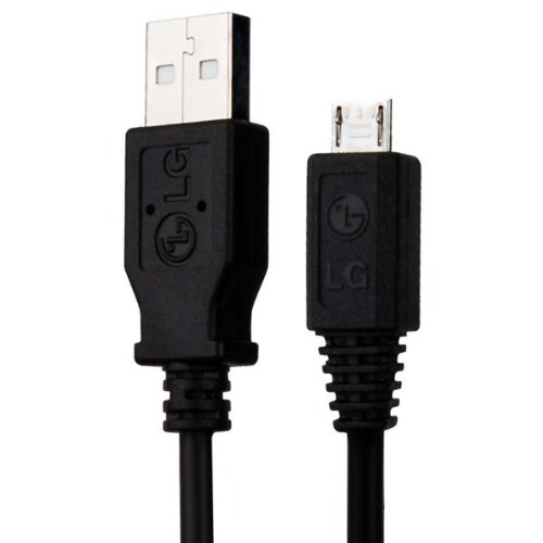 LG Datenkabel SDY0014302 Neue micro USB, kompatibel mit LG BL20, BL40, GD510, GD880, GD900, GM730, GM750, GS5, GS500, GT500, GT505, GT540, GU280, GW300, GW520, GW620, KF757, KM570, KT770.