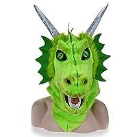 ドラゴンムービングマウスマスク手作りのカスタマイズされたファースーツカーニバル移動口マスクコスプレメイクアップパーティーカーニバルクリスマス