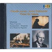 Schumann:Pno Conc/Rachmaninov