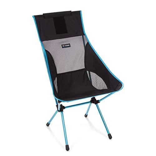 Helinox Sunset Chair, Campingstuhl, Klapp-Sitz, Faltstuhl, Minimales  Packmaß und sehr leicht | 2019