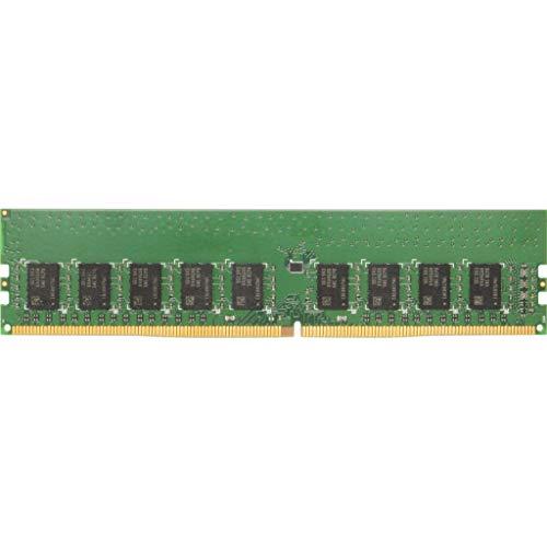 Synology D4ECSO-2400-16G 16GB DDR4 2400 MHz ECC Arbeitsspeicher Module (16 GB, 1 x 16 GB, DDR4, 2400 MHz, 260 Pin SO-DIMM)
